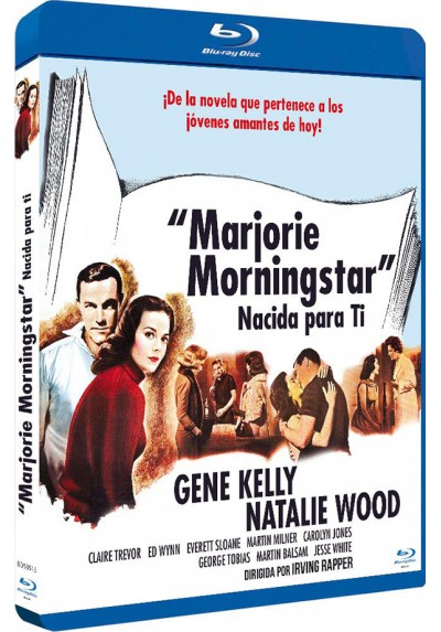 Marjorie Morningstar, Nacida para ti (Blu-Ray) (Bd-R) (Marjorie Morningstar)
