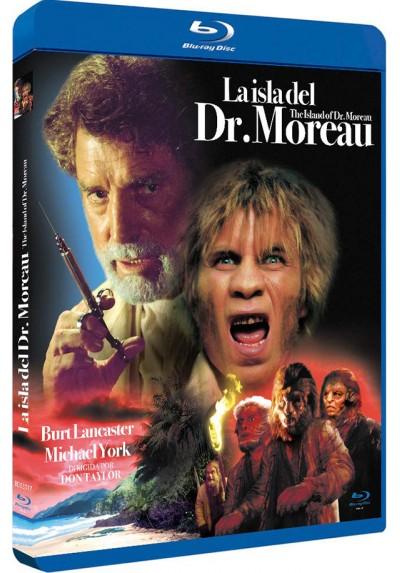 La Isla Del Dr. Moreau (1977) (Blu-Ray) (Bd-R) (The Island Of Dr. Moreau)