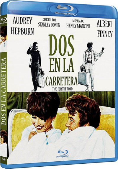 Dos En La Carretera (Blu-Ray) (Bd-R) (Two For The Road)