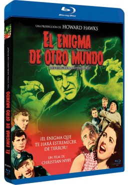 El Enigma De Otro Mundo (Blu-Ray) (Bd-R) (The Thing From Another World)