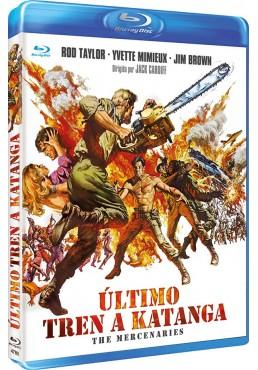 Último Tren A Katanga (Blu-Ray) (The Mercenaries)