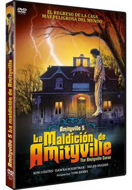 Amityville 5: La Maldición De Amityville (The Amityville Curse)