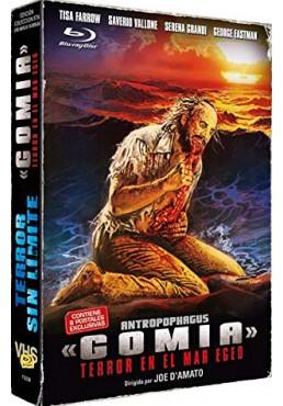 Gomia, Terror En El Mar Egeo / Terror Sin Límite (Blu-Ray)