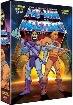 He-Man y los Masters del Universo Temporada 2