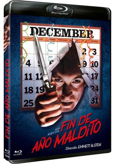 Fin De Año Maldito (Blu-Ray) (New Year'S Evil)