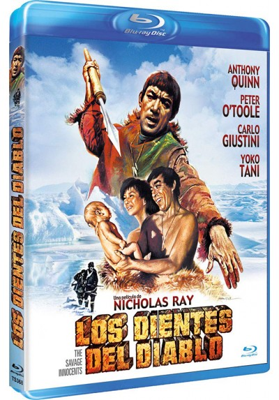 Los Dientes Del Diablo (Blu-Ray) (The Savage Innocents)