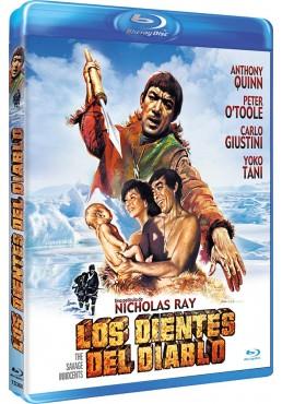 Los Dientes Del Diablo (Blu-Ray) (The Savage Innocents)