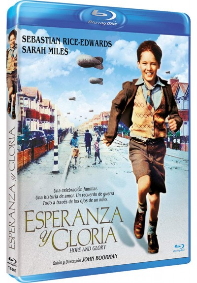 Esperanza Y Gloria (Blu-Ray) (Hope And Glory)