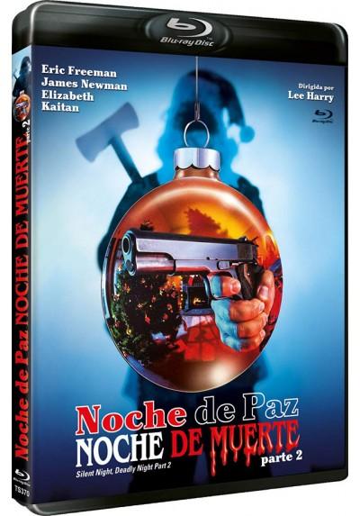 Noche De Paz, Noche De Muerte II (Blu-Ray) (Silent Night, Deadly Night 2)