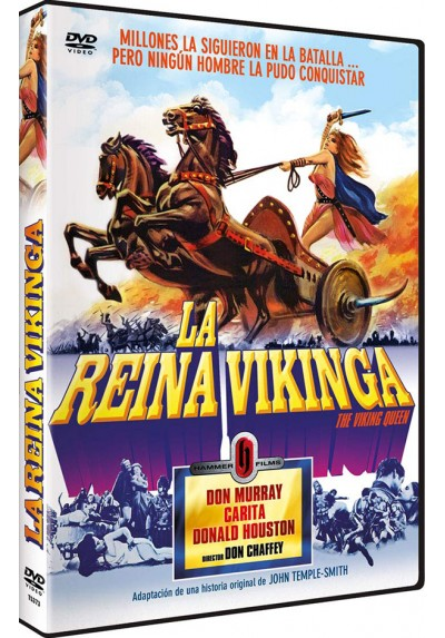 La Reina Vikinga (The Viking Queen)