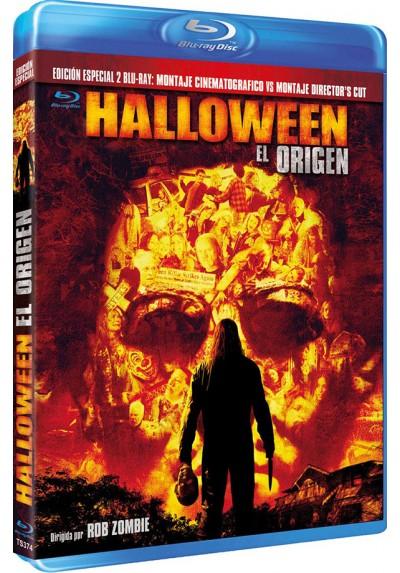 Halloween El Origen (Blu-Ray) (Ed. Coleccionista)