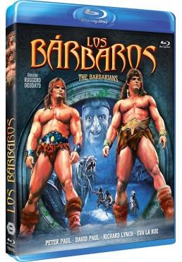 Los Bárbaros (Blu-Ray) (The Barbarians)