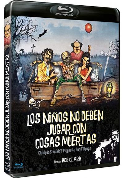 Los Niños No Deben Jugar Con Cosas Muertas (Blu-Ray) (Children Shouldn'T Play With Dead Things)