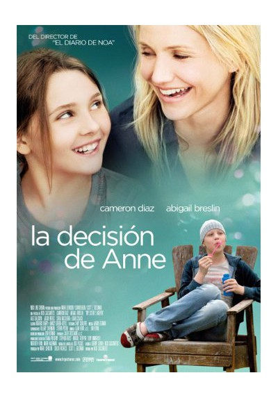 La Decisión De Anne (My Sister´s Keeper)