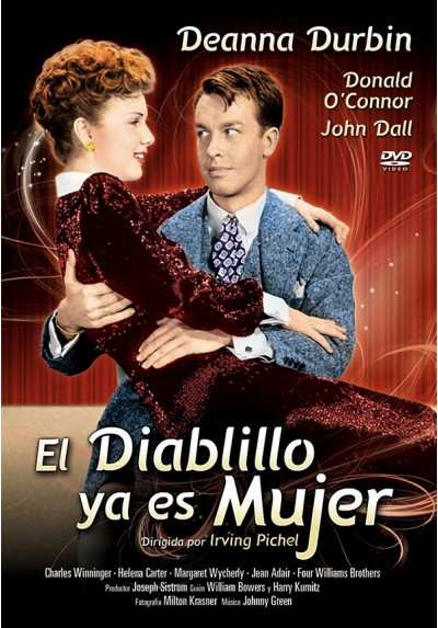 El Diablillo Ya Es Mujer (Something In The Wind)