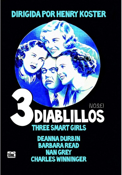 Tres Diablillos (V.O.S.) (Three Smart Girls)