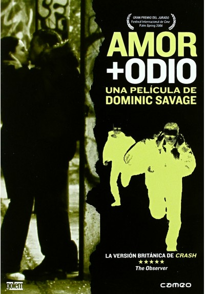 Amor + Odio (V.O.S.) (Love + Hate)