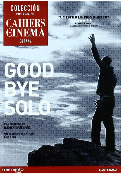 Goodbye Solo (V.O.S.) (Cahiers Du Cinema)