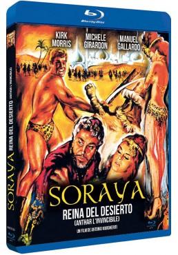 Soraya, Reina Del Desierto (Blu-Ray) (Bd-R) (Anthar L'Invincibile)