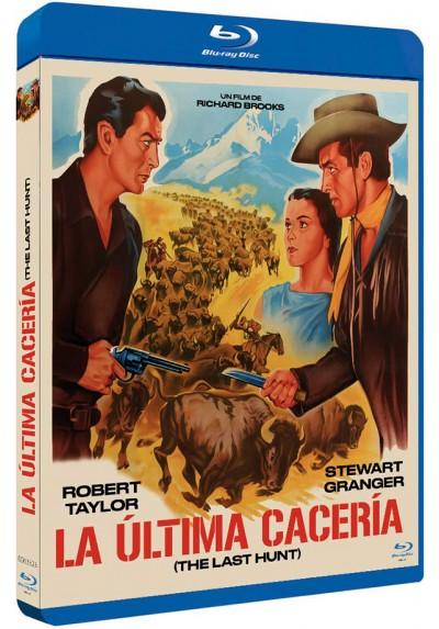 La Última Cacería (Blu-Ray) (Bd-R) (The Last Hunt)