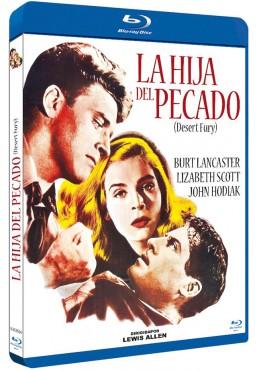 La Hija Del Pecado (Blu-Ray) (Bd-R) (Desert Fury)