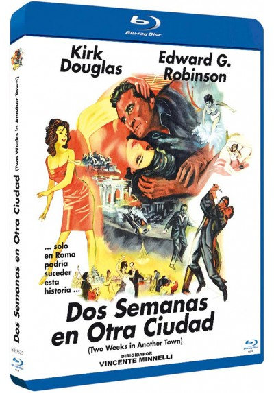 Dos Semanas En Otra Ciudad (Blu-Ray) (Bd-R) (Two Weeks In Another Town)