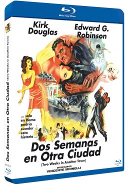 Dos Semanas En Otra Ciudad (Blu-Ray) (Bd-R) (Two Weeks In Another Town)