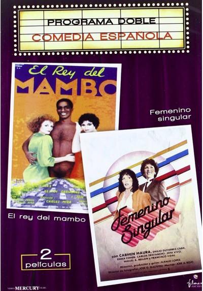 Pack El Rey Del Mambo / Femenino Singular