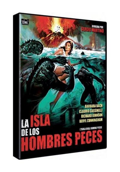 La Isla De Los Hombres Peces (L´ Isola Degli Uomini Pesce)