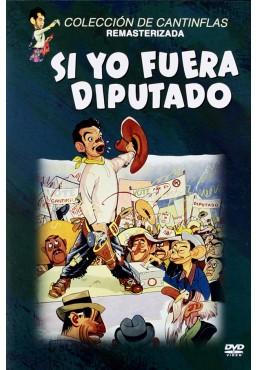 Si Yo Fuera Diputado (Colección Cantinflas)
