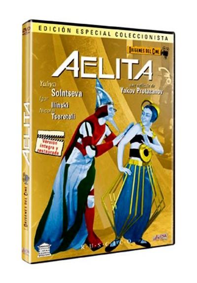 Aelita (Orígenes Del Cine)