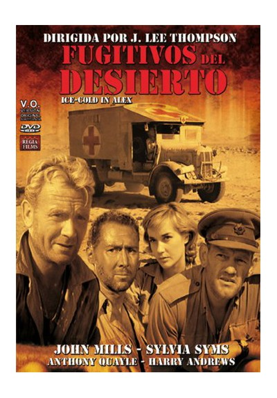 Fugitivos Del Desierto (V.O.S.) (Ice-Cold In Alex)