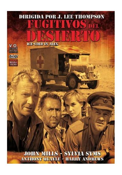 Fugitivos Del Desierto (V.O.S.) (Ice-Cold In Alex)