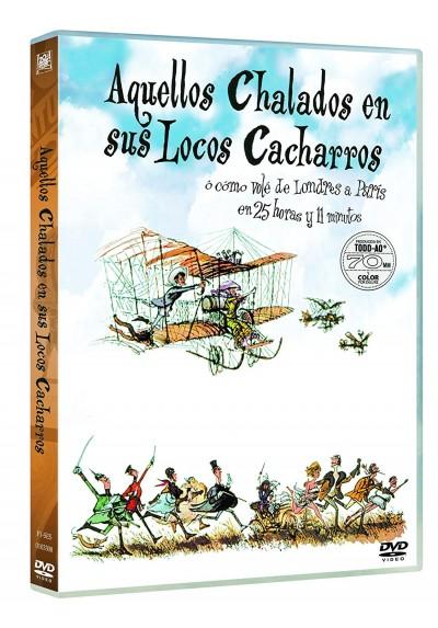 Studio Classics - Aquellos Chalados en sus Locos Cacharros