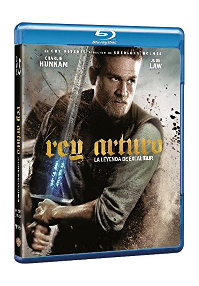 Rey Arturo: La Leyenda De Excalibur (Blu-Ray) (King Arthur: Legend Of The Sword)
