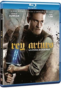 Rey Arturo: La Leyenda De Excalibur (Blu-Ray) (King Arthur: Legend Of The Sword)