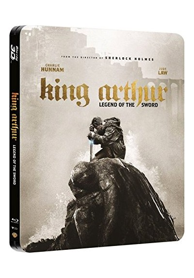 Rey Arturo : La Leyenda De Excalibur (Blu-Ray 3d + Blu-Ray) (Ed. Metálica) ( King Arthur: Legend Of The Sword)