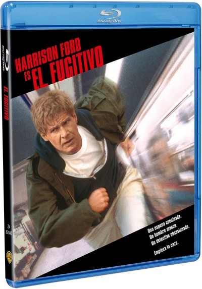 El Fugitivo (1993) (Blu-Ray) (The Fugitive)