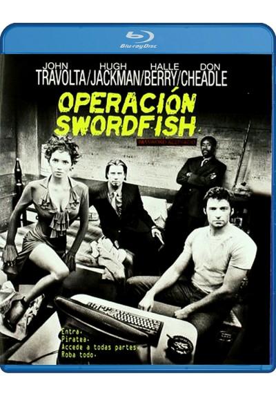 Operación Swordfish (Blu-Ray) (Swordfish)
