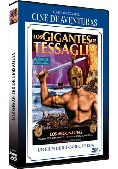 Los Gigantes De Tessaglia (I Giganti Della Tessaglia)