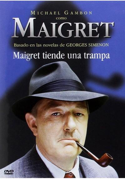 Maigret: Maigret Tiende Una Trampa (Maigret: Maigret Sets A Trap)