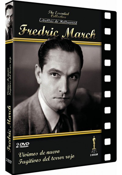 Estrellas De Hollywood: Fredric March