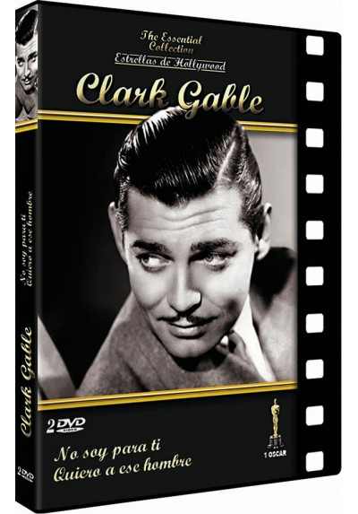 Estrellas De Hollywood: Clark Gable