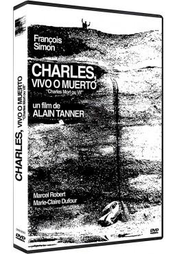Charles, Vivo O Muerto (V.O.S.) (Dvd-R) (Charles Mort Ou Vif)