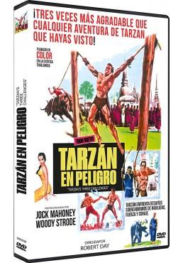 Tarzán En Peligro (Tarzan'S Three Challenges)
