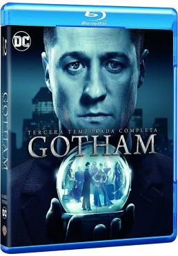 Gotham - 3ª Temporada (Blu-Ray)