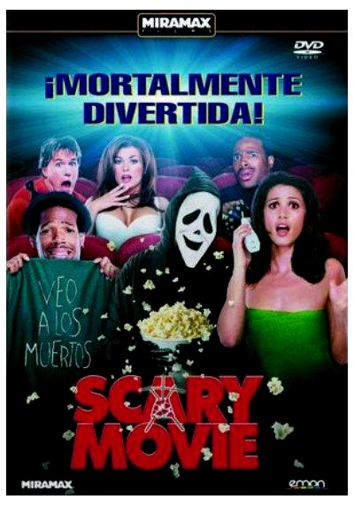 copy of Scary Movie