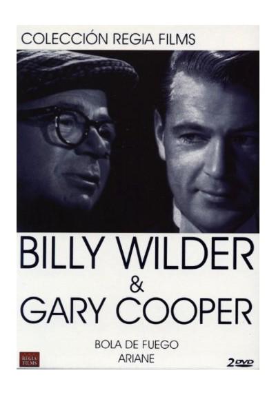 Billy Wilder & Gary Cooper - Colección Regia Films