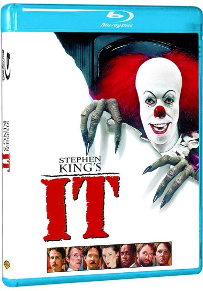 It (Eso) (Blu-Ray)
