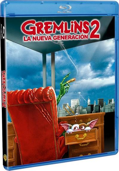Gremlins 2 (Blu-Ray) (La Nueva Generacion)